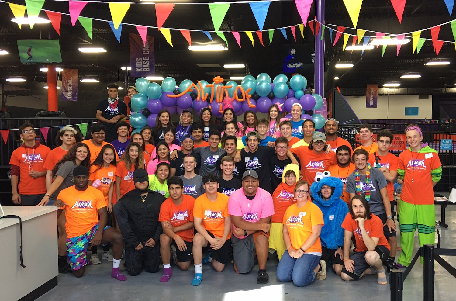 Join The Team Altitude Trampoline Park Bloomington